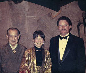 Alters for peace George Nakashima, Mira Nakashima, and Scot Wineland